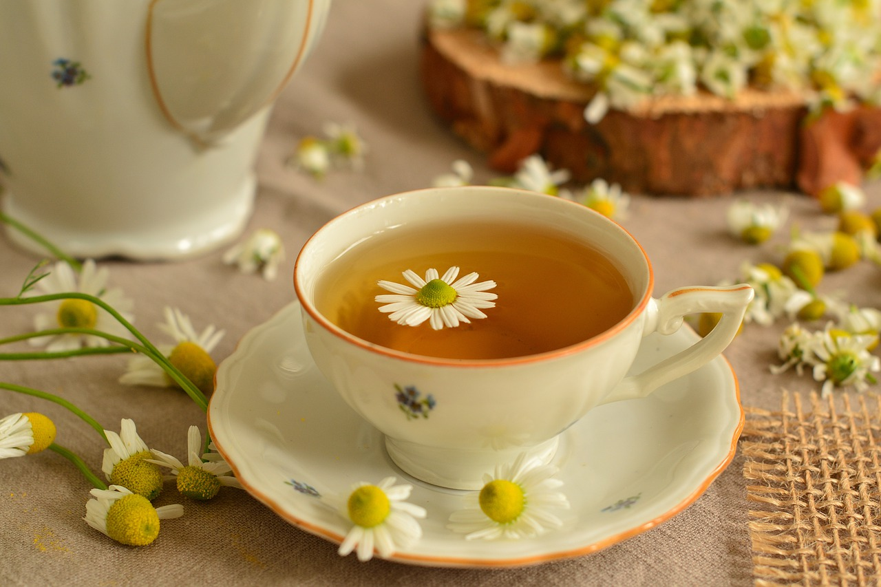 'International Tea Day and Mental Health prosperity'