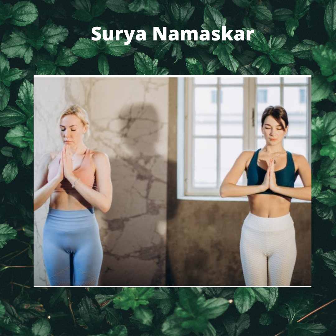'Surya Namaskar Benefits for Eudaimonia'